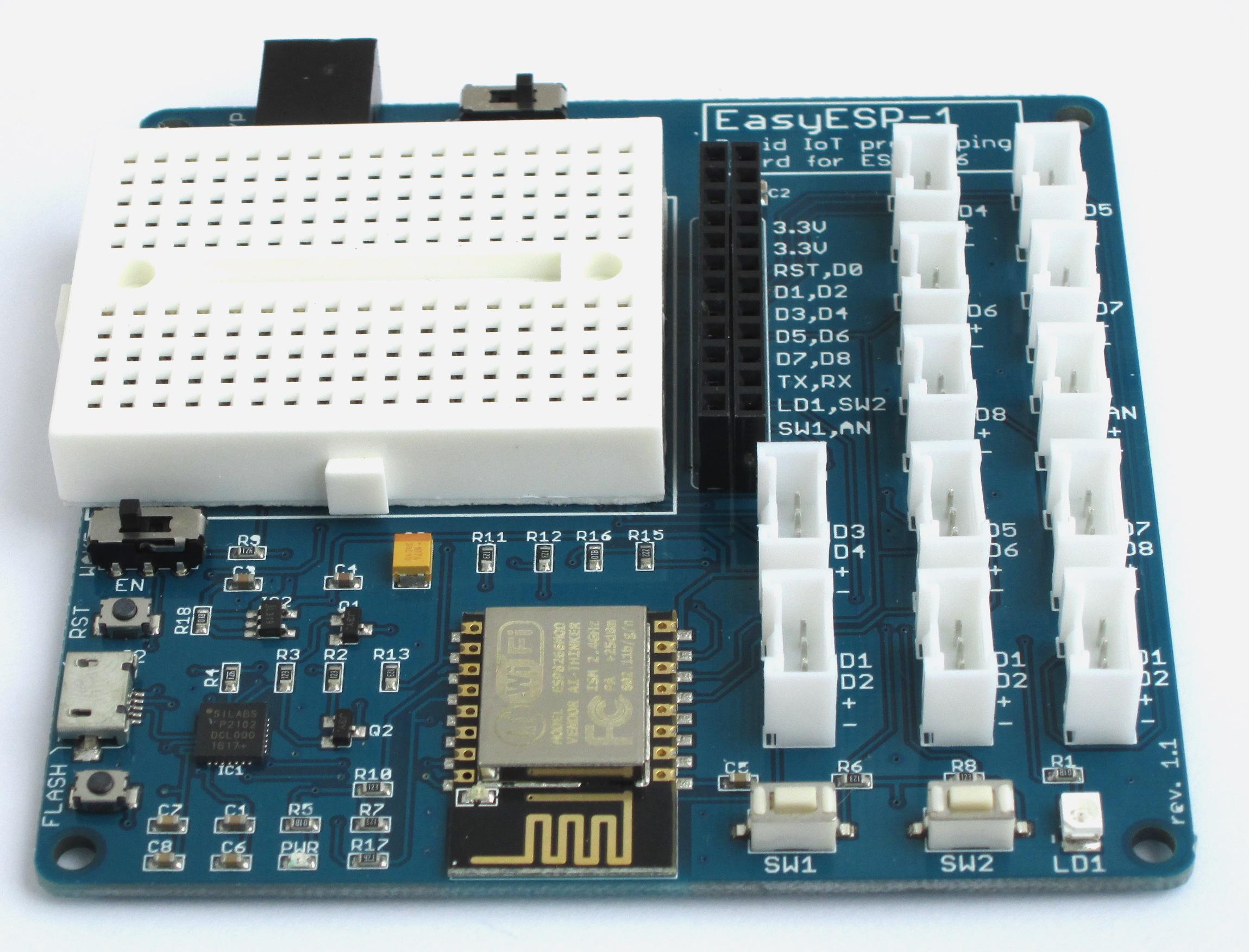 EasyESP-1 Development Board